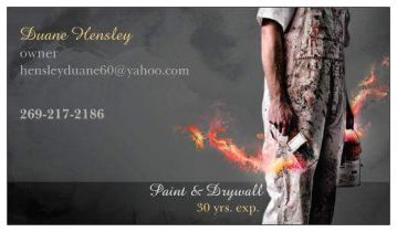 Hensley Paint & Drywall