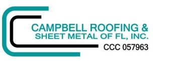 Campbell Roofing and Sheet Metal of Fla, Inc.