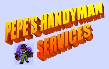 PEPE'S HANDYMAN services