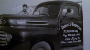 Donald Thompson Plumbing and drains
